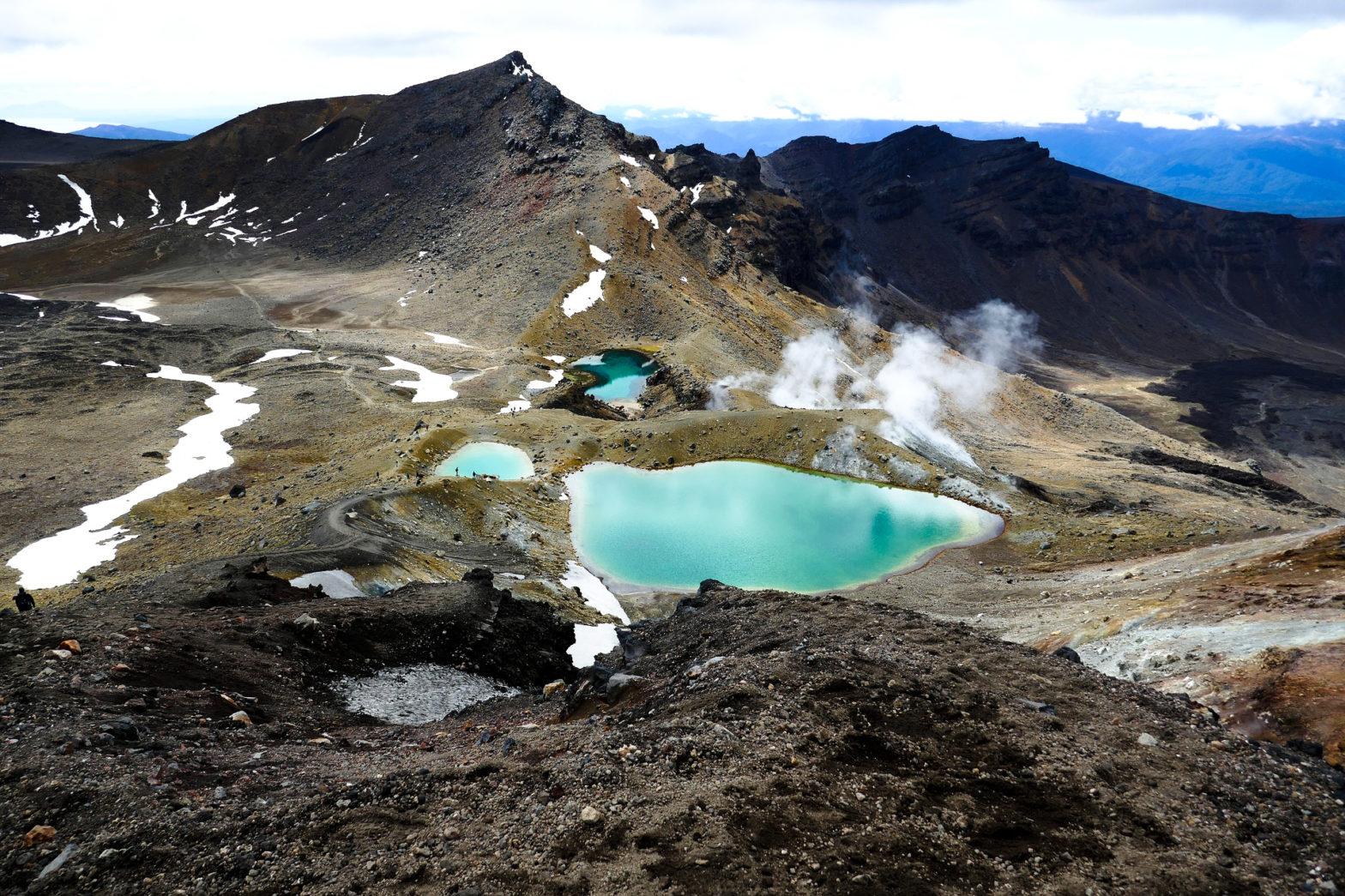 My Favourite Hiking Spots in NZ